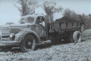 Millstadt Rendering truck